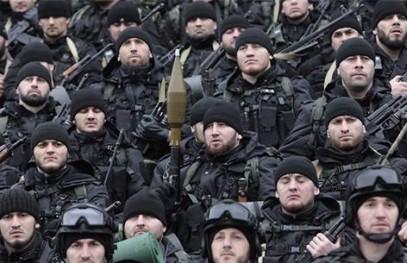 СМИ узнали подробности о чеченском спецназе в Сирии