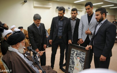 Аятолла Хаменеи: Высшая честь для спортсмена — отказ от выступления с «сионистами»