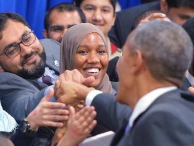 Обама и мусульмане — какие эмоции царили на исторической встрече?