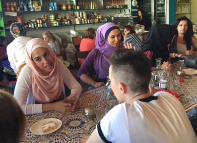 Спид-дейтинг с мусульманками – такое бывает?