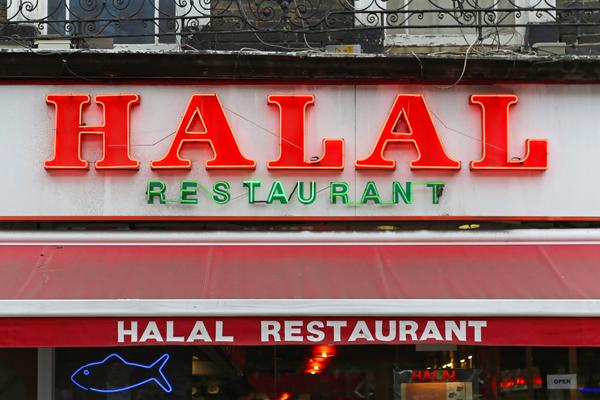 Потребление халяля растет с ростом числа мусульман