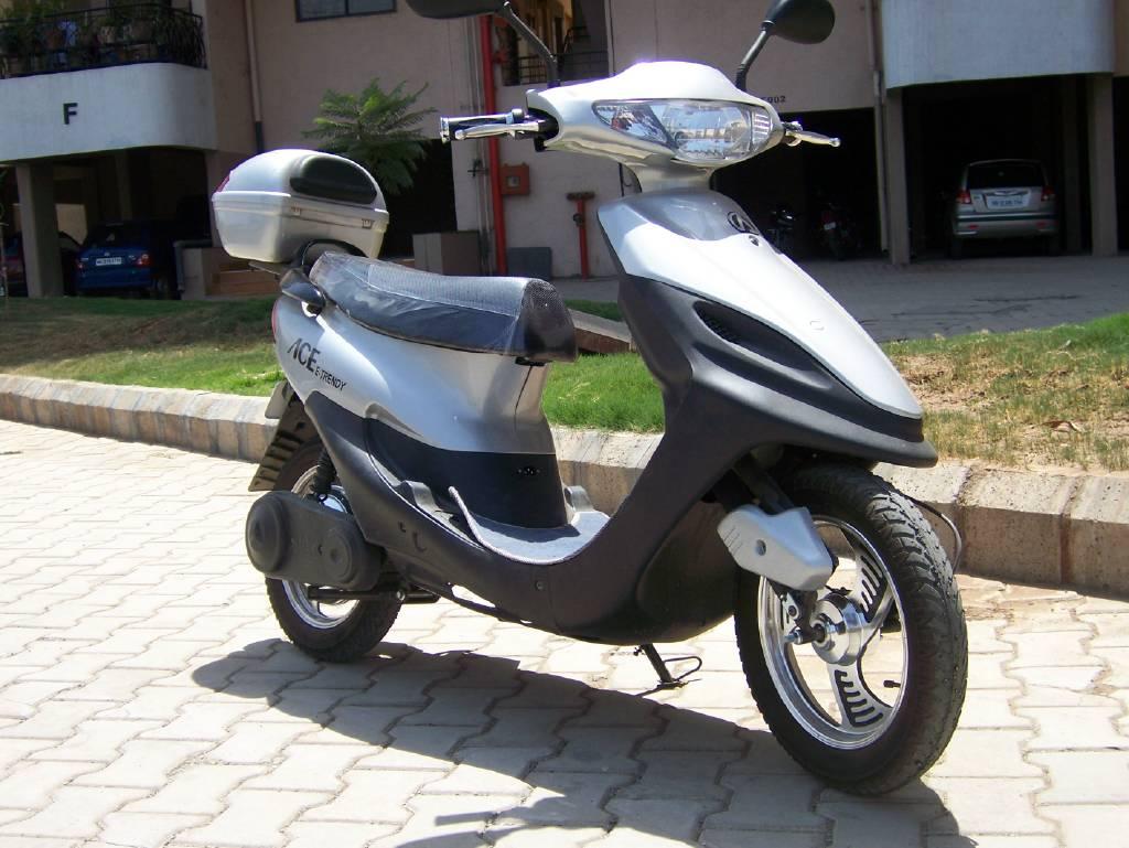 Профессиональный ремонт скутеров мастерами из «World of moto»