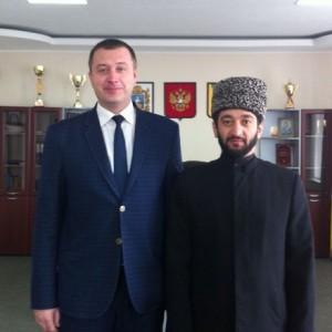 Аслан Шаманов и