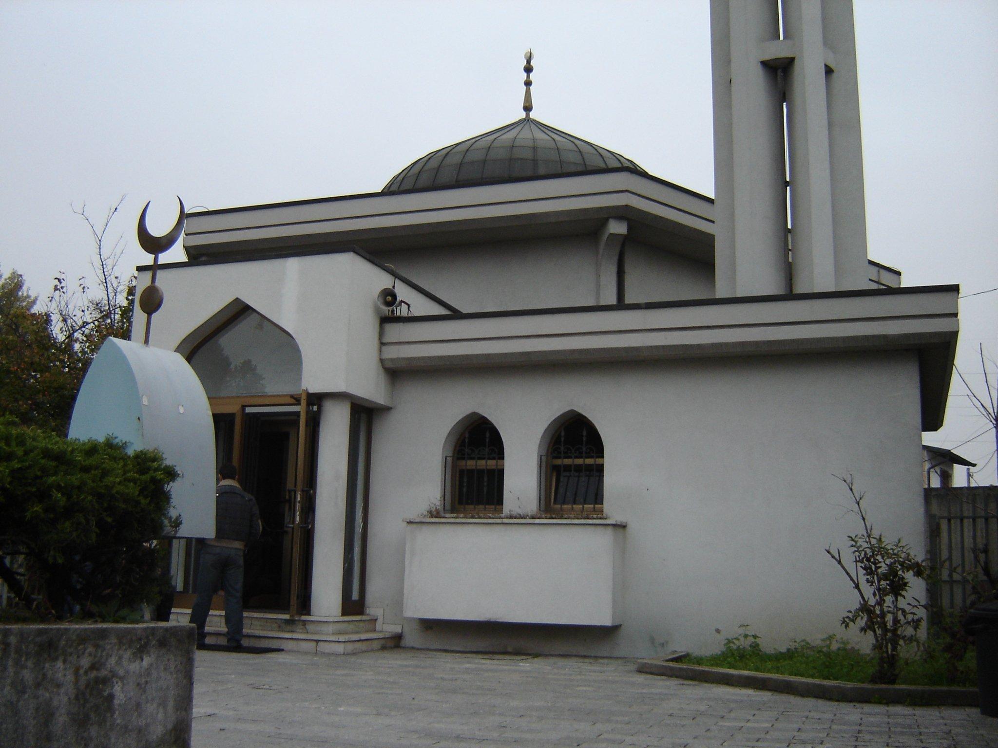 Исламский центр в Милане