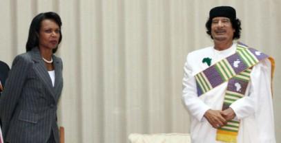 Эксперт: «Любовь Каддафи к Райс была высоким чувством»