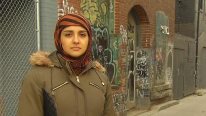 А вы защитите мусульманку от агрессии на улице? Эксперимент