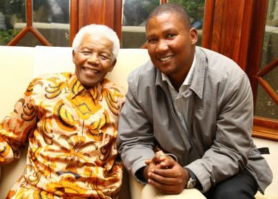 Внук Нельсона Манделы принял ислам