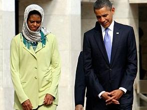 Обама идет в мечеть – зачем?