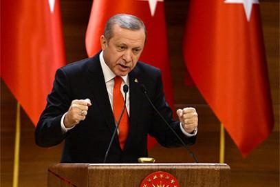 Эрдоган: Наше терпение на исходе