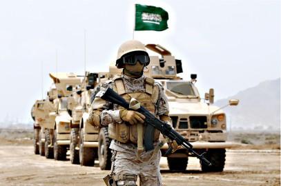 20 суннитских стран начинают крупнейшие за всю историю совместные военные маневры