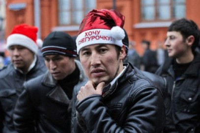 Москвичи просят мигрантов вернуться в Москву (ВИДЕО)