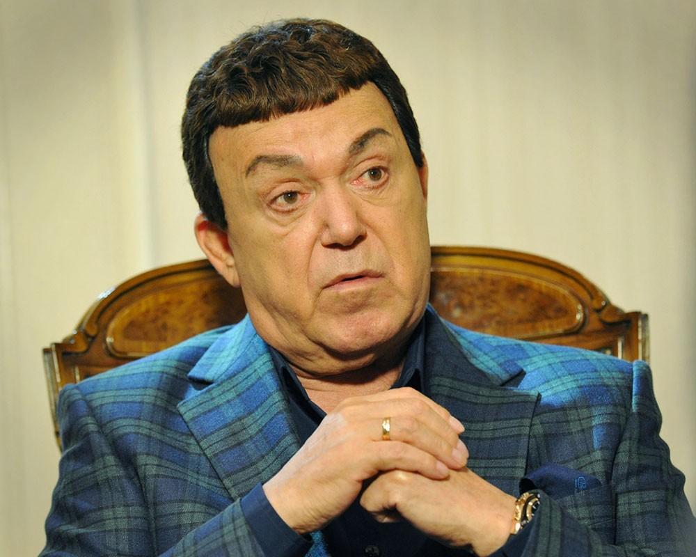 Кобзон назвал Крым «непосильной ношей» для бюджета России