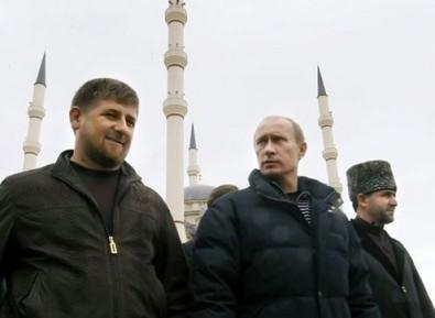 Кадыров снова получил поддержку Путина