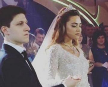 Свадьба Гуцериева: Иглесиас, лезгинка и исламский полумесяц (ФОТО)