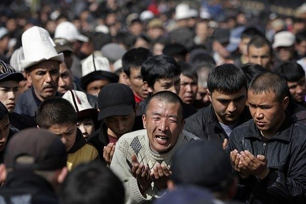 Уроженцы Киргизии