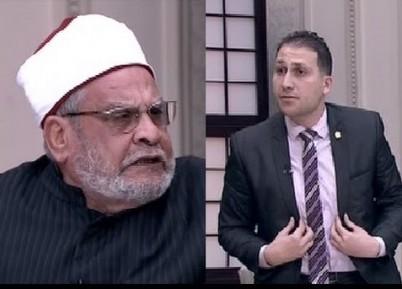 Христианин поспорил с шейхом Аль-Азхара, защищая пророка Мухаммада (ВИДЕО)