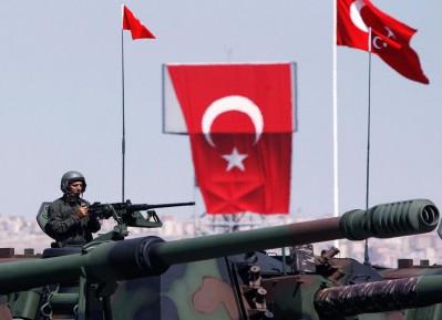 Турки потеснят США в Персидском заливе