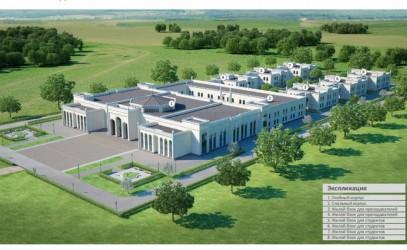 Представлен проект новой исламской академии в Татарстане