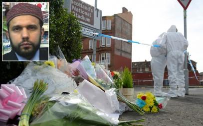 Реакция общества на убийство мусульманина на Пасху