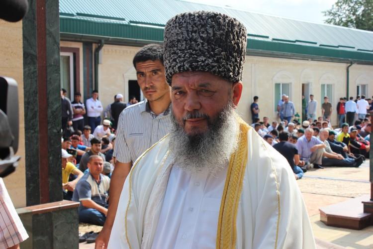 Мухаммад хаджи Рахимов