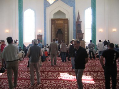 Власти Петербурга организуют просветительские лекции в мечетях