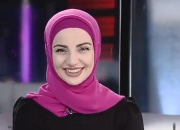 Ведущая в хиджабе на «Дожде» произвела фурор в соцсетях (ВИДЕО)