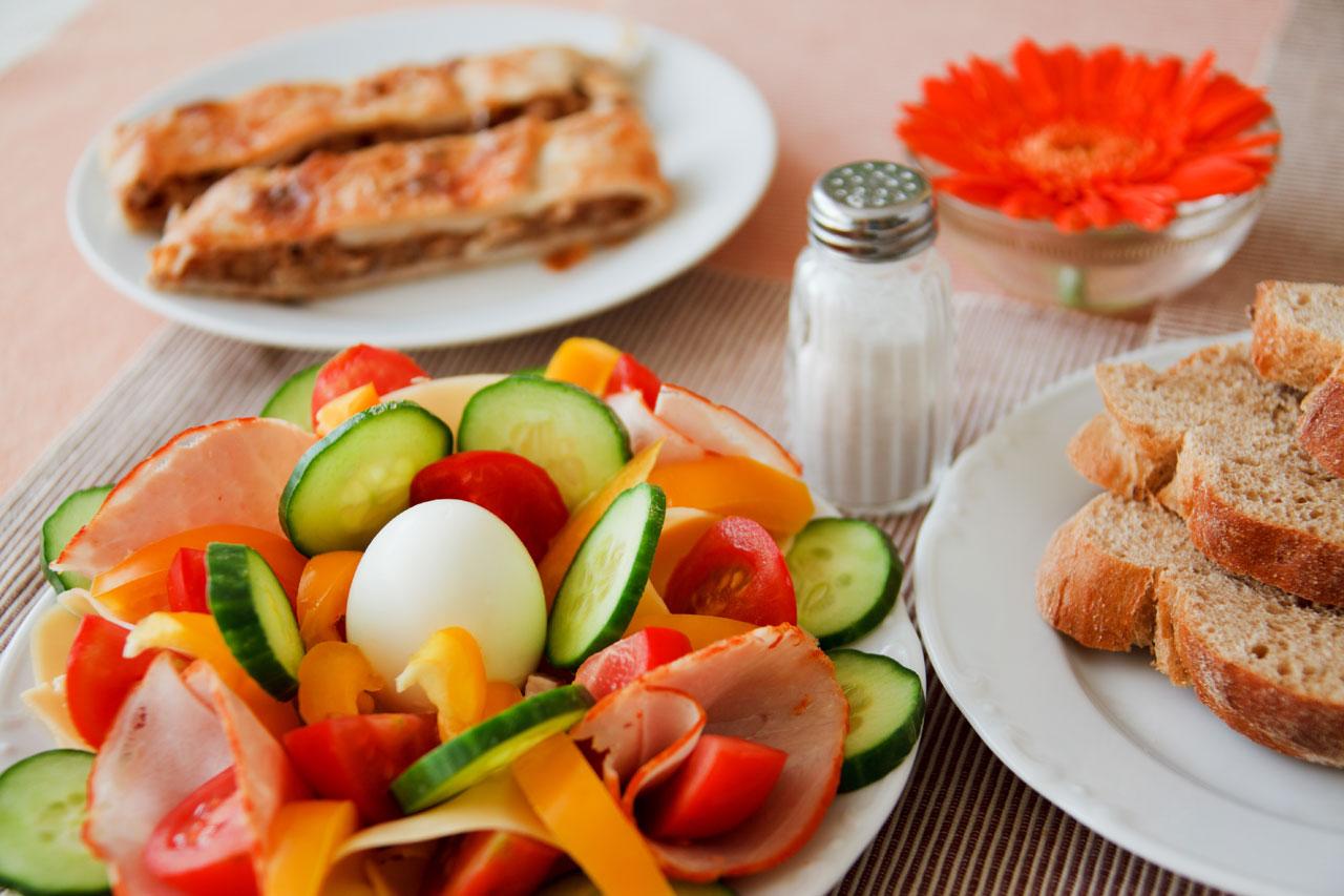 Вкусный и полезный ужин для беременных 34