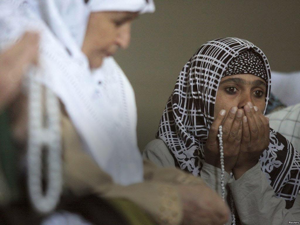 Мусульманки Киргизии нередко становятся жертвами вербовщиков