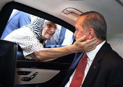 Эрдоган отпразднует  Международный женский день
