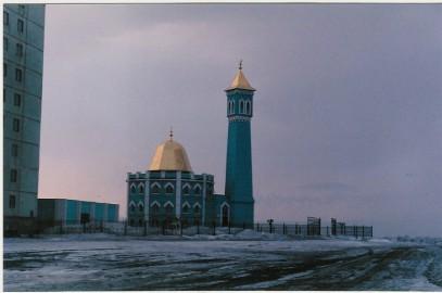 Мечеть из Книги рекордов Гиннеса