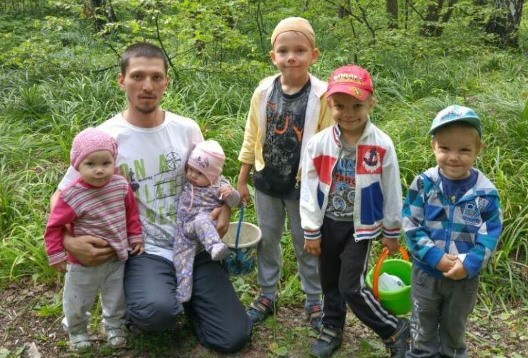 Анвар и его детишки