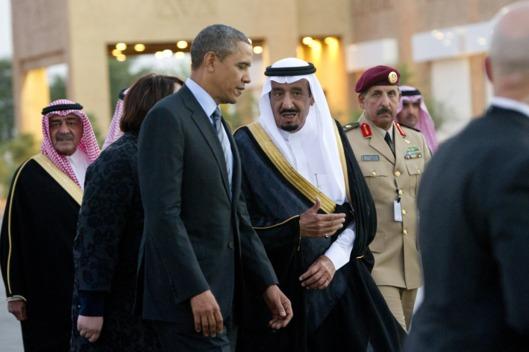 Власти Саудовской Аравии показали, как они недовольны Обамой