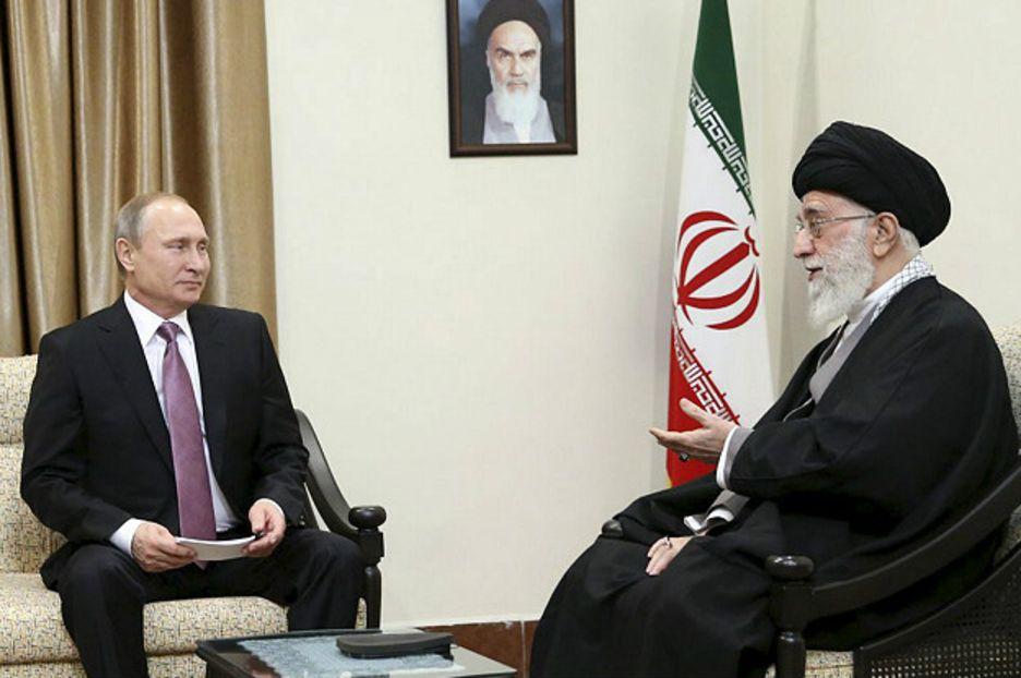 Москва в ООН нанесла удар по конкурентам Ирана