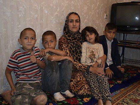 СМИ выяснили, как в Таджикистане живут жены арестованных оппозиционеров