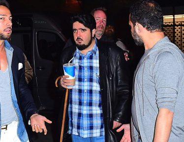 Саудовский принц произвел фурор в ночном клубе Нью-Йорка
