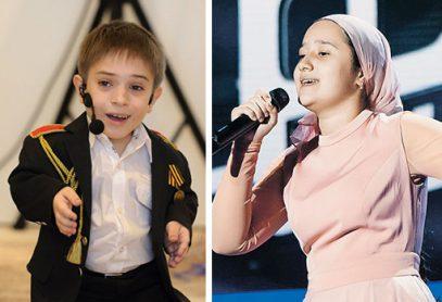 Девочка из Чечни заняла второе место на детском «Голосе»