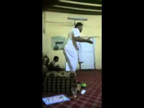 Саудовец впал в фанатизм за гранью здравого смысла (ВИДЕО)