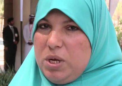 Заткнувшая Обаму мышью египтянка снова отжигает