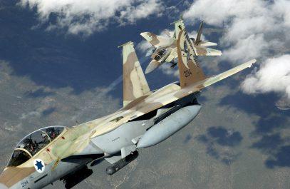 Россия защитила сирийское небо от ВВС Израиля