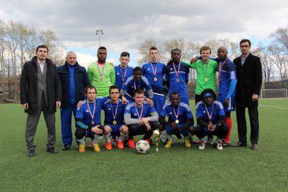 Московские студенты завоевали футбольный кубок «Фатх»