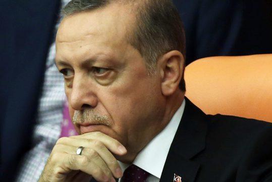 Президент Турции обратился к армянам