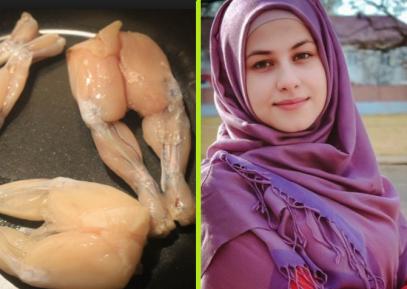 Поедатели лягушек назвали хиджаб тошнотворным
