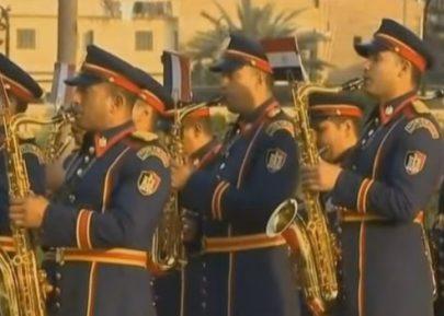 Власти Египта оконфузились при встрече Олланда (ВИДЕО)