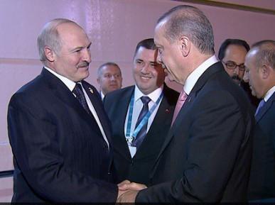 Лукашенко пошел на сближение с Турцией