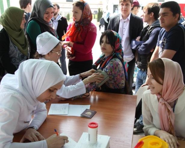 Участники акции (Фото: