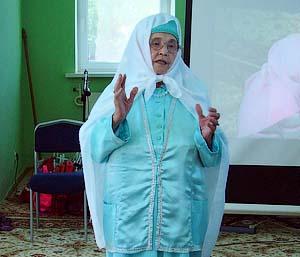 Скончалась самая знаменитая мусульманка России (ВИДЕО)