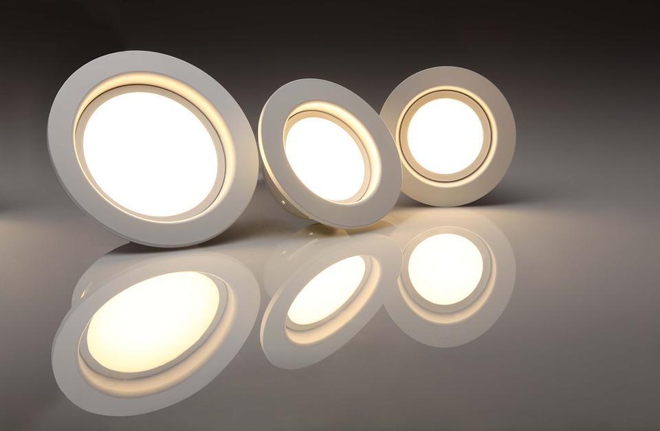 Светодиодные светильники: практичность и экономичность
