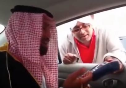 Профи-попрошайка шокировал полицию Дубая своими заработками (ВИДЕО)