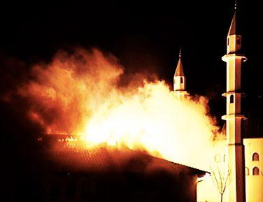 Какой приговор получил поджигатель мечети?
