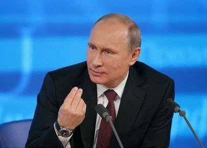 Путин прокомментировал вывод войск из Сирии